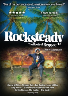 Rocksteady - The Roots of Reggae, DVD