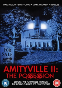 Amityville 2 - The Possession, DVD