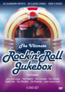 The Ultimate Rock 'n' Roll Jukebox, DVD