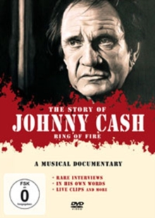 Johnny Cash: Ring of Fire, DVD DVD