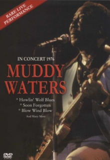 Muddy Waters: In Concert 1976, DVD DVD