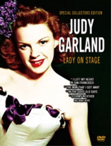 Judy Garland: Lady On Stage, DVD