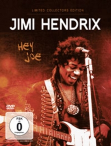 Jimi Hendrix: The Music Story, DVD