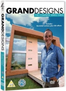 Grand Designs: Series 3, DVD