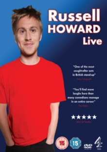 Russell Howard: Live, DVD
