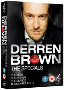Derren Brown: The Specials, DVD