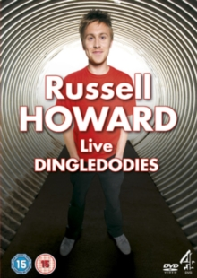 Russell Howard: Live - Dingledodies, DVD