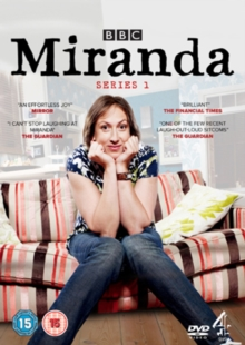 Miranda: Series 1, DVD