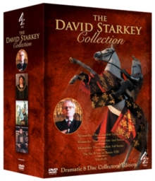 David Starkey: The David Starkey Collection, DVD