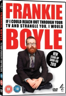 Frankie Boyle: If I Could Reach Out Through Your TV..., DVD