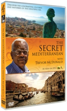 The Secret Mediterranean With Trevor McDonald, DVD