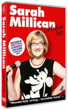 Sarah Millican: Chatterbox Live, DVD