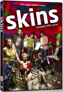 Skins: Complete Fifth Series, DVD