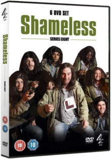 Shameless: Series 8, DVD