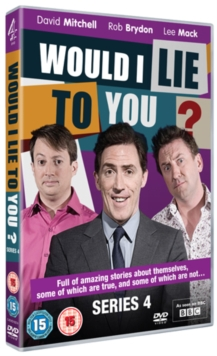 Would I Lie to You?: Series 4, DVD