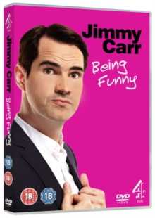 Jimmy Carr: Being Funny, DVD