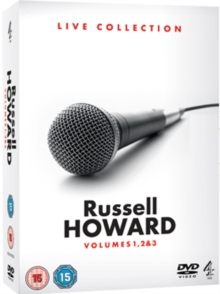 Russell Howard: Live Collection - Volumes 1, 2 and 3, DVD