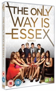 The Only Way Is Essex: Series 2, DVD DVD