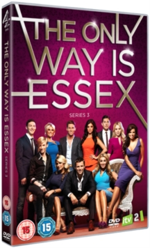 The Only Way Is Essex: Series 3, DVD DVD