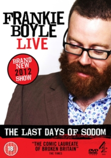 Frankie Boyle: The Last Days of Sodom - Live, DVD  DVD