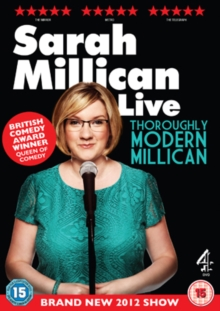 Sarah Millican: Thoroughly Modern Millican Live, DVD