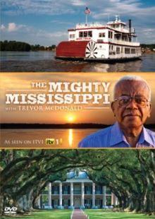 The Mighty Mississippi With Trevor McDonald, DVD