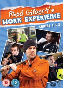 Rhod Gilbert's Work Experience: Series 1 and 2, DVD