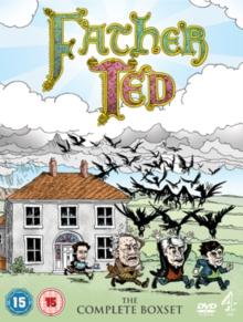 Father Ted: The Complete Series 1-3, DVD