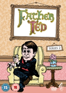 Father Ted: The Complete Second Series, DVD