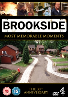 Brookside: Most Memorable Moments, DVD