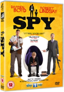 Spy: Series 1, DVD