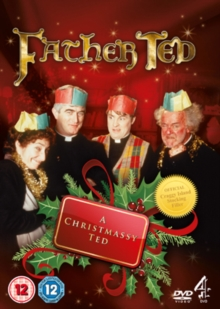 Father Ted: A Christmassy Ted, DVD