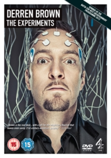 Derren Brown: The Experiments, DVD