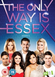 The Only Way Is Essex: Series 5, DVD DVD