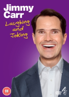 Jimmy Carr: Laughing and Joking, DVD