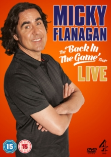 Micky Flanagan: Back in the Game - Live, DVD