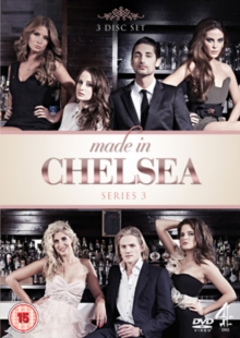 Made in Chelsea: Series 3, DVD  DVD