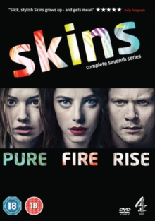 Skins: Complete Seventh Series, DVD  DVD