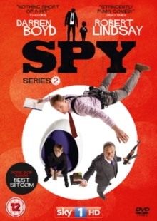 Spy: Series 2, DVD  DVD