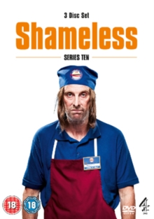 Shameless: Series 10, DVD