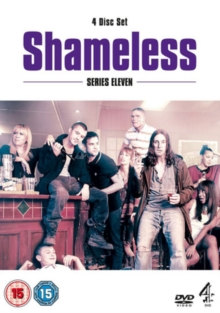 Shameless: Series 11, DVD