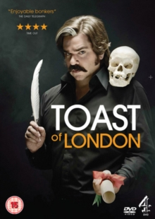 Toast of London, DVD