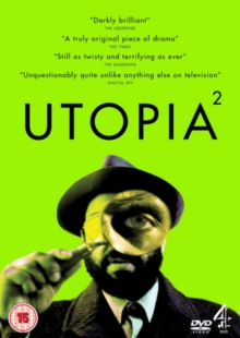 Utopia: Series 2, DVD