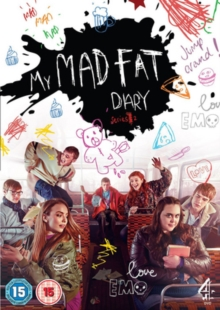 My Mad Fat Diary: Series 2, DVD  DVD