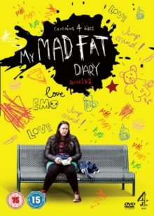 My Mad Fat Diary: Series 1 and 2, DVD