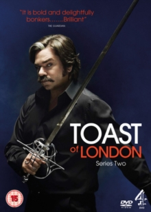 Toast of London: Series 2, DVD