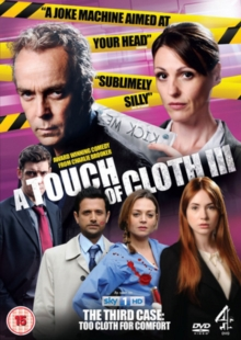 A   Touch of Cloth: Series 3, DVD