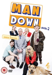Man Down: Series 2, DVD