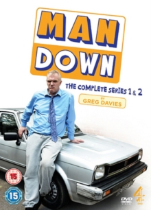 Man Down: Series 1-2, DVD