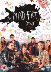 My Mad Fat Diary: Series 3, DVD  DVD